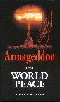 Armageddon then World Peace booklet